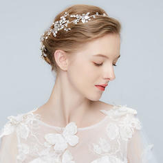 "Headbands Wedding/Special Occasion/Art photography Alloy 21.65""(Approx.55cm) 3.74""(Approx.9.5cm) Headpieces"