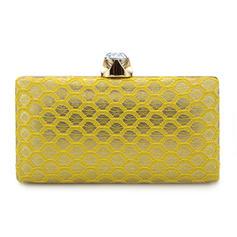 Elegant Kant Koppelingen/Bruidstasje/Fashion Handbags/Makeup Bags