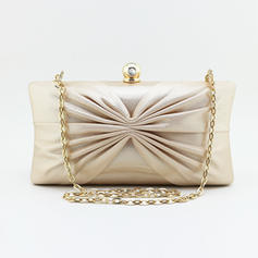 "Clutches Ceremony & Party Satin Attractive 7.48""(Approx.19cm) Clutches & Evening Bags"