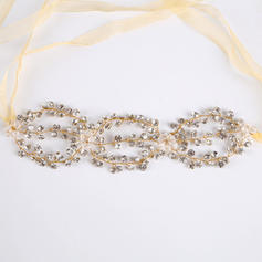 Headbands Wedding/Special Occasion/Party/Carnival Rhinestone/Alloy Glamourous (Sold in single piece) Headpieces