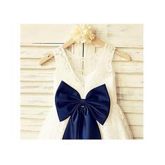 blush lace flower girl dresses for wedding