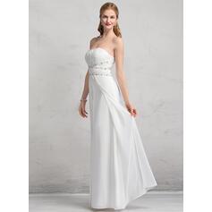robes de mariée bleues et blanches royales
