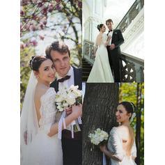 vestidos de novia de invierno 2019