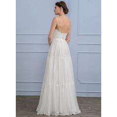 satin wedding dresses for women