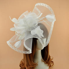 Cambric Fascinators Klassisk stil Damene ' 43 Hatter