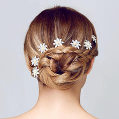 "Hairpins Wedding/Special Occasion/Casual/Art photography Rhinestone/Alloy 2.95""(Approx.7.5cm) 1.38""(Approx.3.5cm) Headpieces"