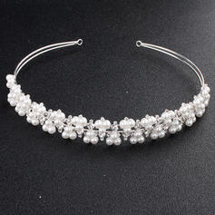 Tiaras Wedding/Party Rhinestone/Imitation Pearls Beautiful Ladies Headpieces