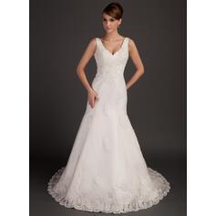 robes de mariée désherbage