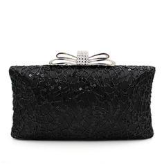 Handtaschen Hochzeit/Zeremonie & Party Perlstickerei Schnippen Verschluss/Busseln Arretieren Verschluss Elegant Clutches & Abendtaschen
