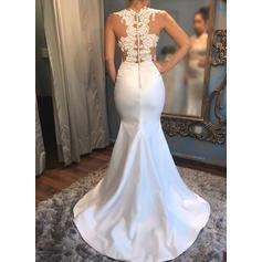 mãe romântica dos vestidos de noiva