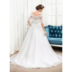 heart shaped ball gown wedding dresses