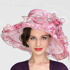 Organza Bowler/Cloche Hat Beautiful Ladies' Hats