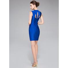 robes de cocktail bleu