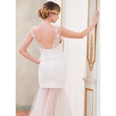 vestidos de novia de país más el tamaño