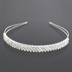 "Headbands Wedding/Special Occasion/Party Alloy 1.57""(Approx.4cm) 5.12""(Approx.13cm) Headpieces"