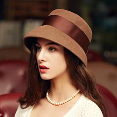 Damer' Gorgeous/Elegant Ull Kastare / Cloche Hat
