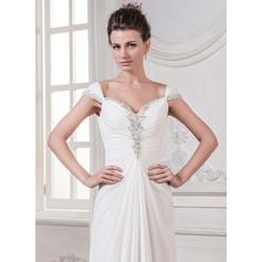 60's style wedding dresses