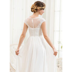 simple country wedding dresses with boots