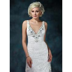 sin tirantes sirena vestidos de novia