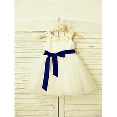 glamorous flower girl dresses