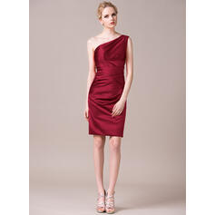 red bridesmaid dresses cheap