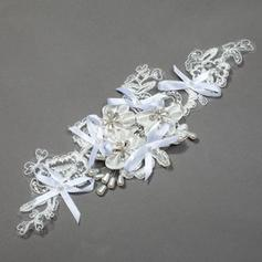 "Combs & Barrettes Wedding/Special Occasion/Party Lace/Ribbon 3.15""(Approx.8cm) Beautiful Headpieces"