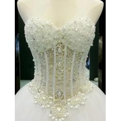backless and strapless wedding dresses