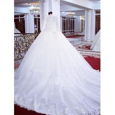 cheap white mermaid wedding dresses