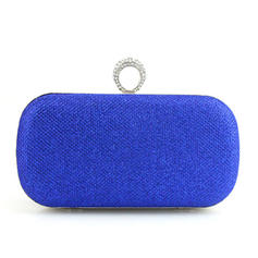 """Clutches/Wristlets Wedding/Ceremony & Party Tulle Snap Closure 7.48""""(Approx.19cm) Clutches & Evening Bags"""