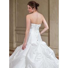 simples vestidos de noiva flowy