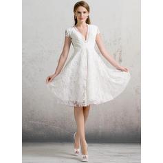 robes de mariée à manches ling