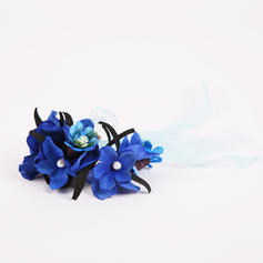 "Wrist Corsage Wedding PE 1.18""(Approx.3cm) 1.97"" (Approx.5cm) Wedding Flowers"