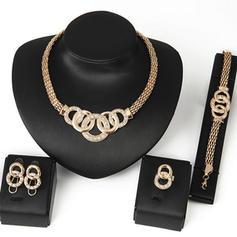 """Conjuntos de jóias Liga Senhoras Moda 29.53"""" (Approx.75cm) Jóias de Casamento & Festa"""