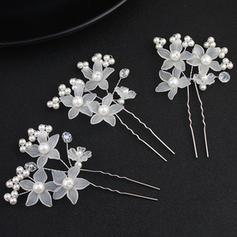 Haarnadeln Hochzeit Faux-Perlen Mode (In Einem Stück Verkauft) Kopfschmuck