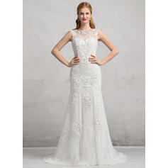 cor prata vestidos de noiva sereia