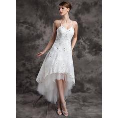 robes de mariée blanches pour les tout-petits