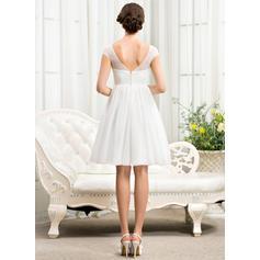 robes de mariée or crème