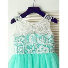 silver flower girl dresses