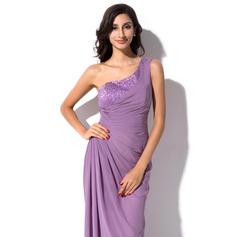 vestidos de noche para mujeres gasa