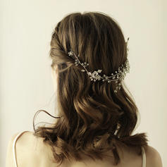 """Combs & Barrettes Wedding/Special Occasion/Party/Art photography Alloy 15.75""""(Approx.40cm) 3.15""""(Approx.8cm) Headpieces"""