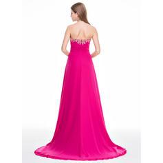 red prom dresses spaghetti strap