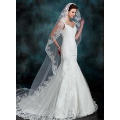 søde en linje brudekjoler