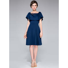 short mother of the bride dresses with jacket