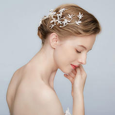 "Combs & Barrettes Wedding/Special Occasion/Art photography Alloy 7.09""(Approx.18cm) 3.94""(Approx.10cm) Headpieces"