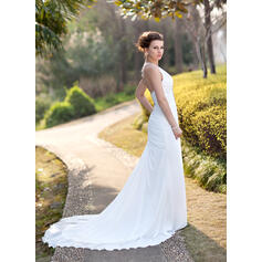silver wedding dresses with bling