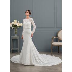 belles robes de mariée fastueuses