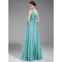 metallic blue evening dresses