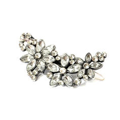 """Combs & Barrettes Wedding/Special Occasion/Outdoor Rhinestone/Alloy 1.97""""(Approx.5cm) 0.78""""(Approx.2cm) Headpieces"""