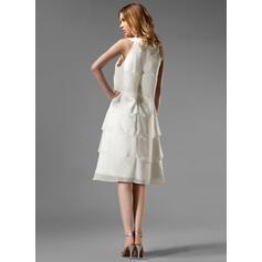 elegant ivory cocktail dresses