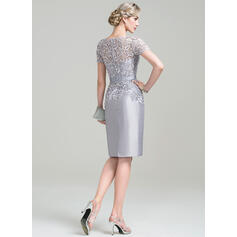 extra large cocktail dresses